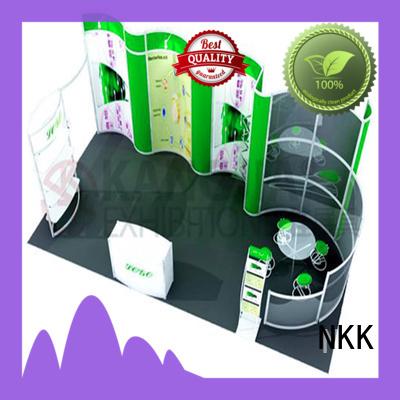 NKK professional custom stand wholesale for trade fair