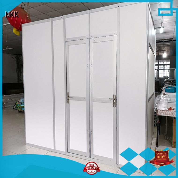 NKK custom stand manufacturer for trade display