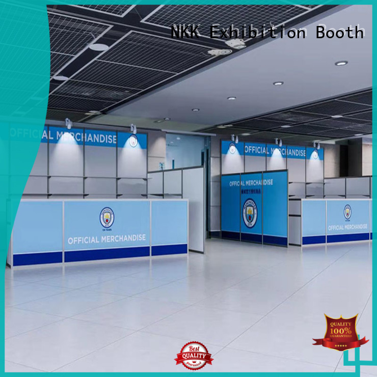 NKK custom stand manufacturer for business