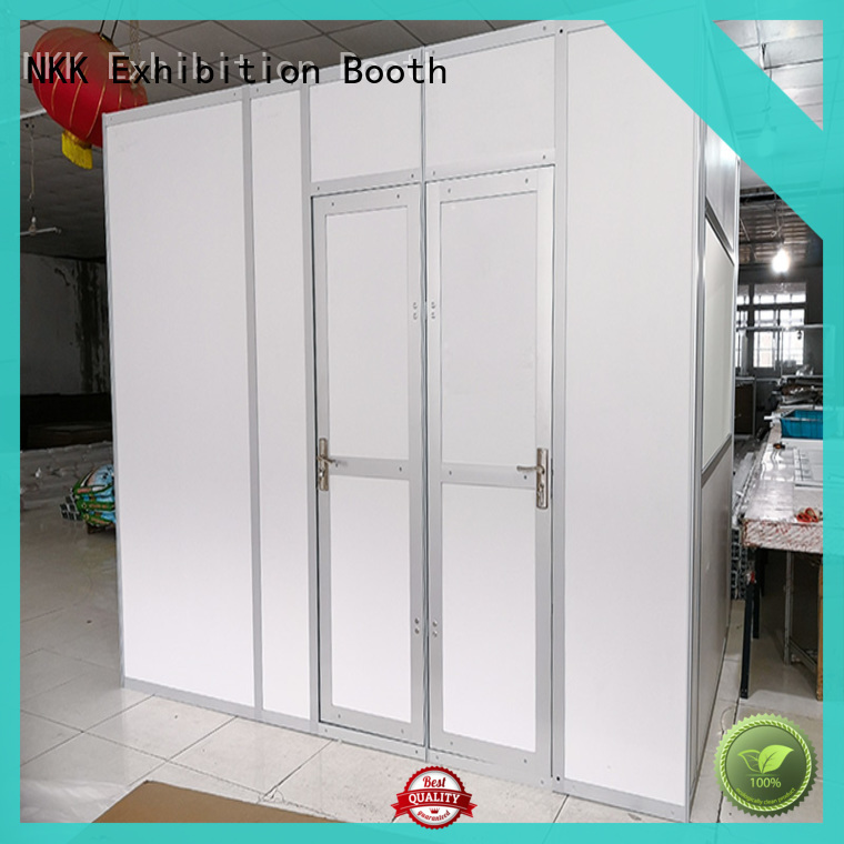 NKK popular custom booth supplier for expo