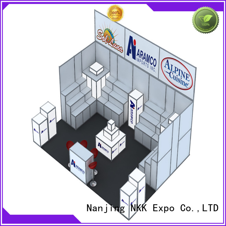 long lasting custom stand with good price for expo