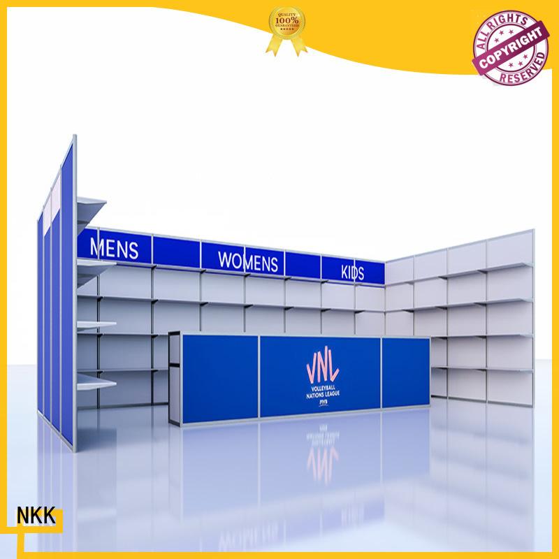 NKK custom stand supplier for business