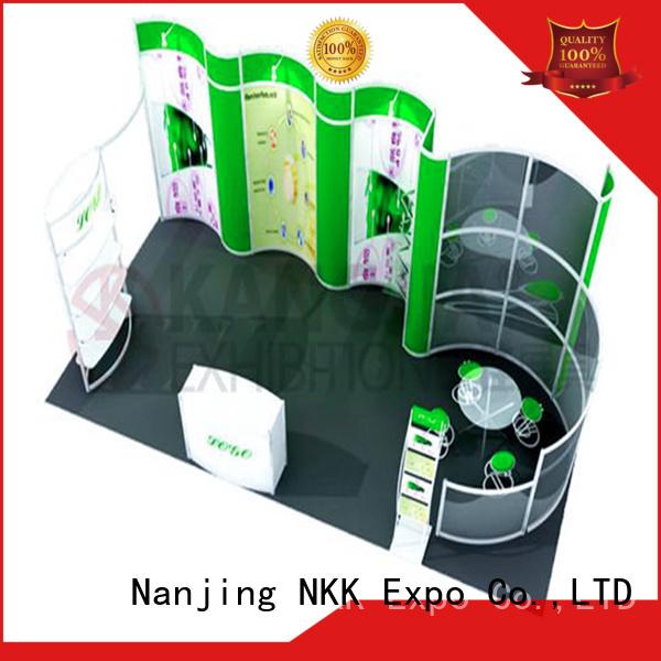 custom stand for business NKK
