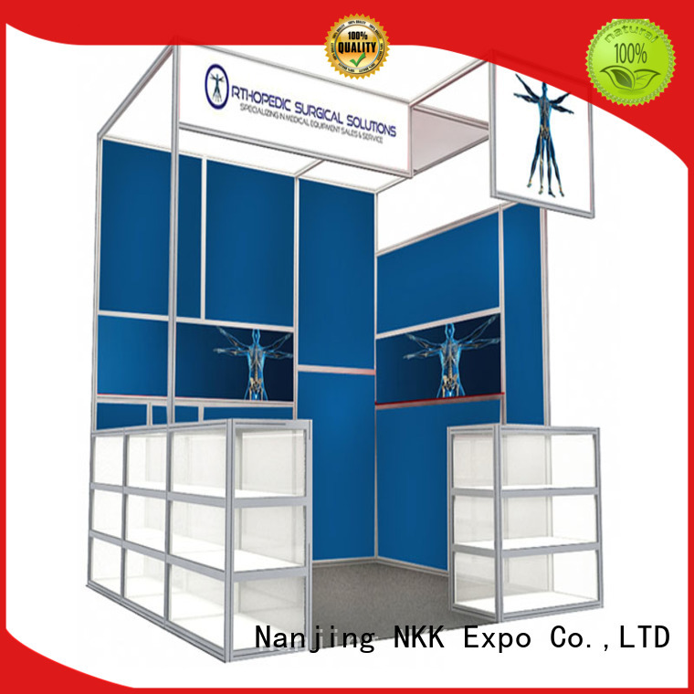 long lasting custom booth customization for expo