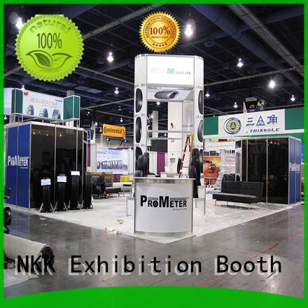 custom stand for expo NKK