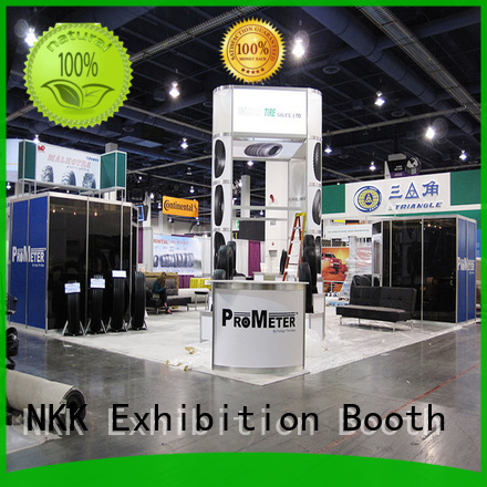 custom stand for expo NKK