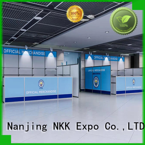 custom booth with good price for trade display