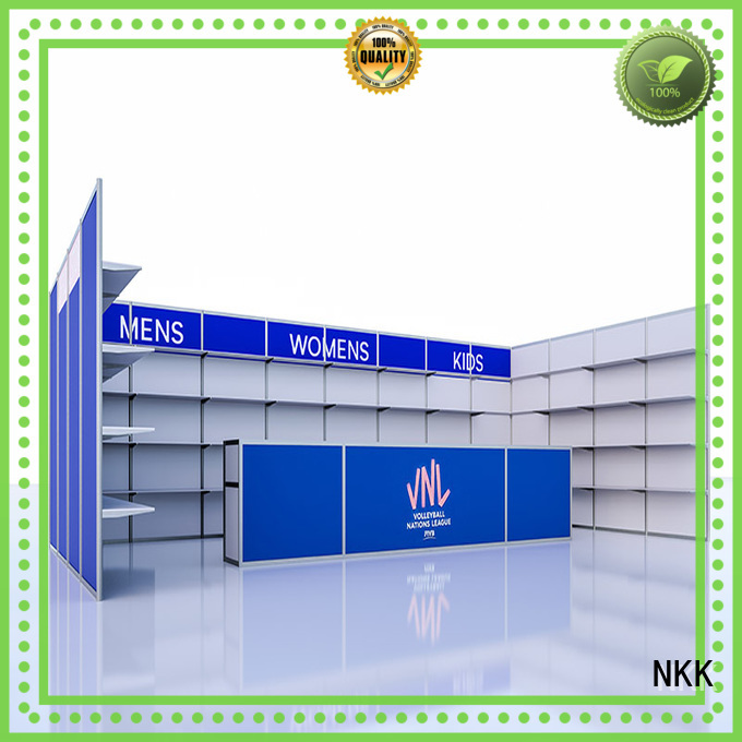 professional custom stand with good price for trade display
