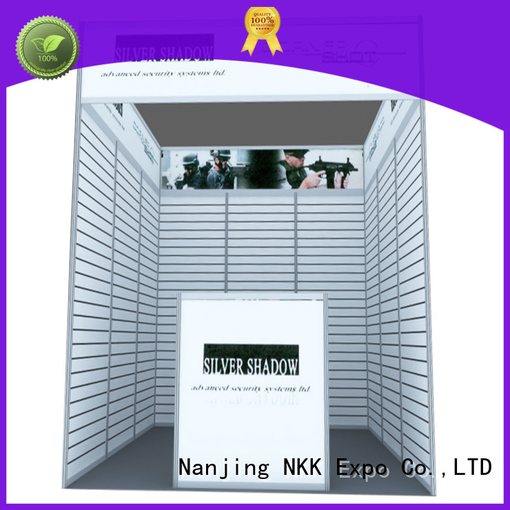 NKK custom stand supplier for expo
