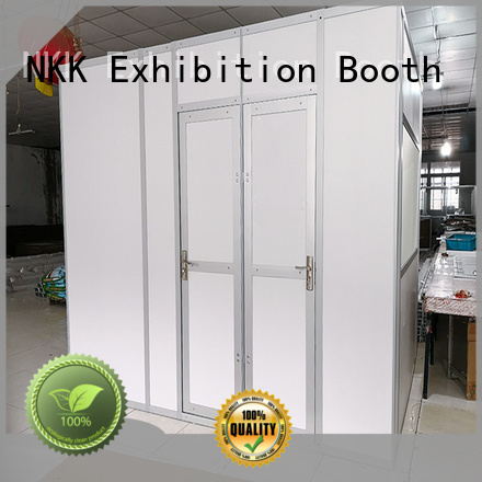professional trade booth displays wholesale for trade fair NKK