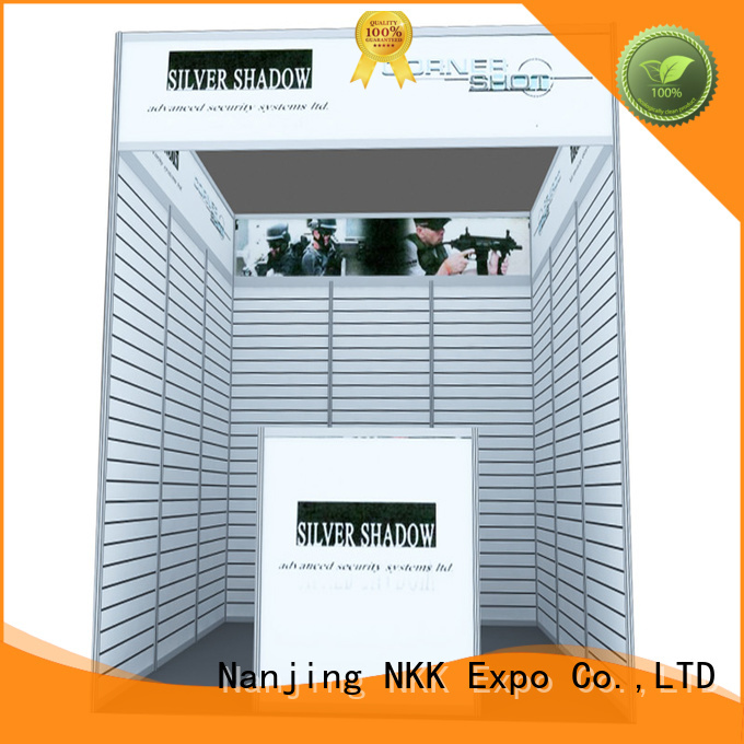 custom stand for business NKK