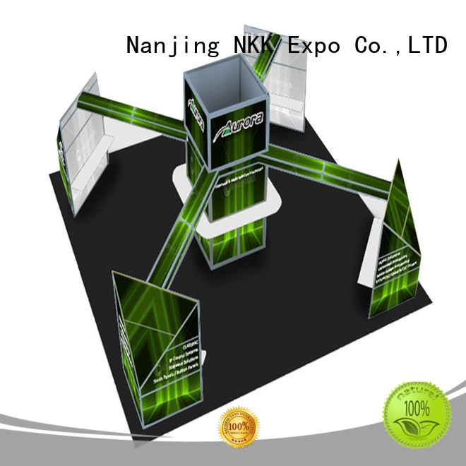 NKK high quality custom stand manufacturer for expo