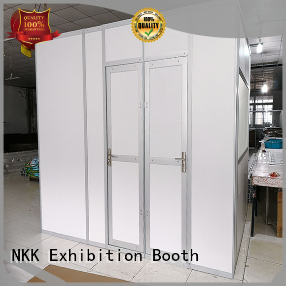 high quality custom booth wholesale for trade fair