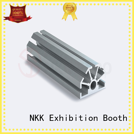 aluminum extrusion profiles supplier for exhibition