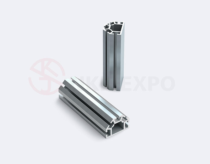 NKK aluminium profiles supplier for exhibition-2