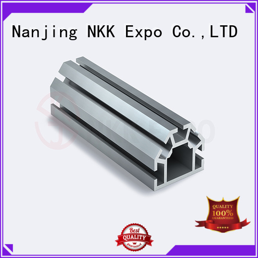 NKK aluminium profiles manufacturer for trade show booth