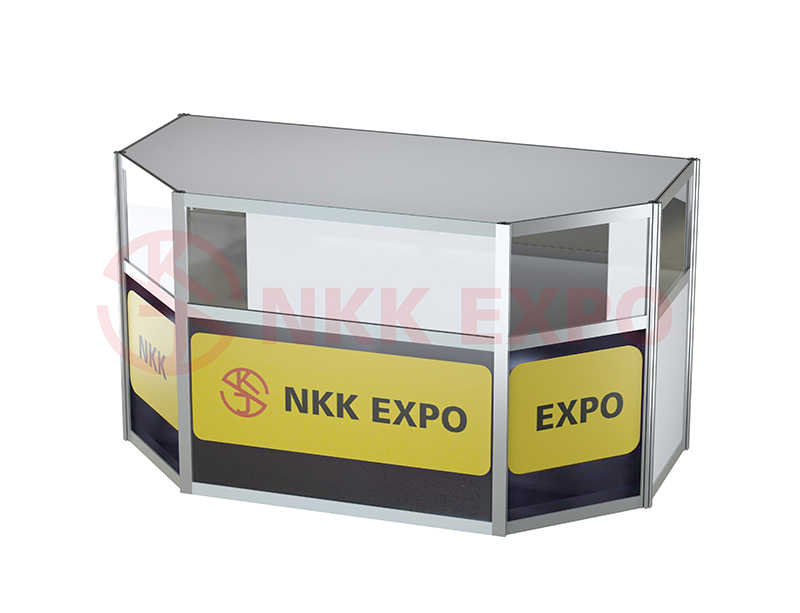 exhibition counter