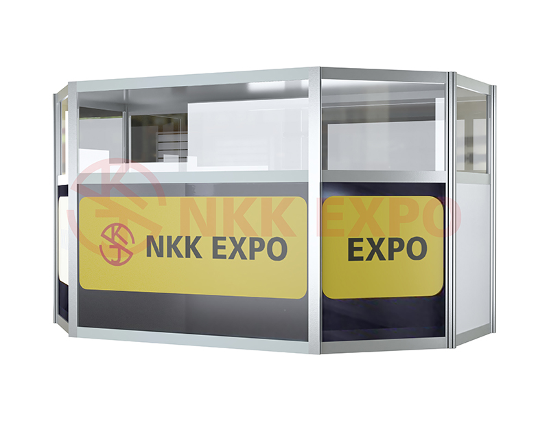 durable trade show furniture customized for trade fair