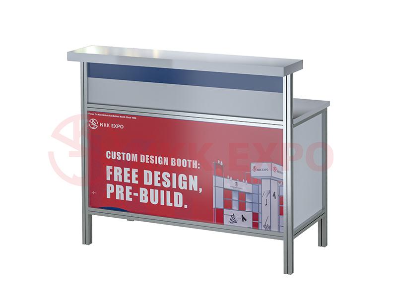 Exhibition desk