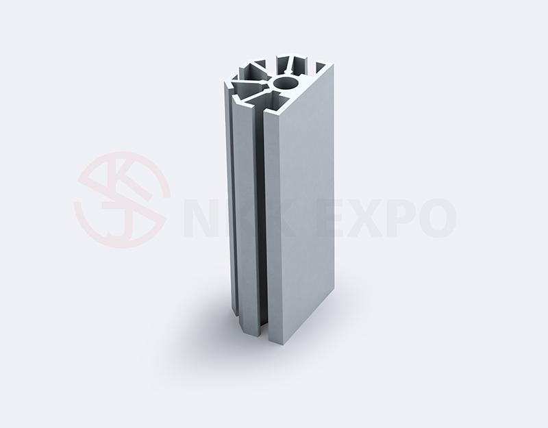 aluminum extrusion profiles supplier for exhibition