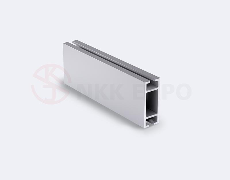 40 beam extrusion exhibition aluminum alloy profile