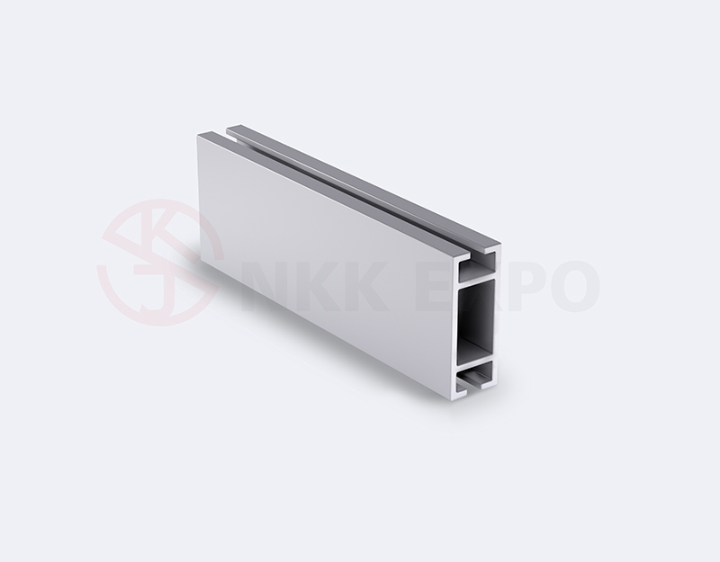 40 beam extrusion exhibition aluminum alloy profile
