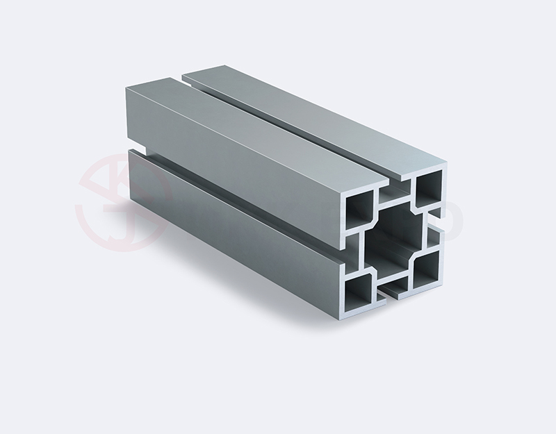 40 maxima aluminum alloy profile for exhibition