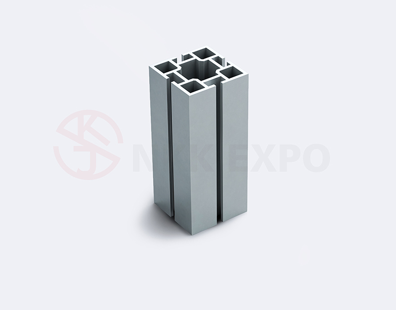 NKK aluminum extrusion profiles wholesale for trade show booth