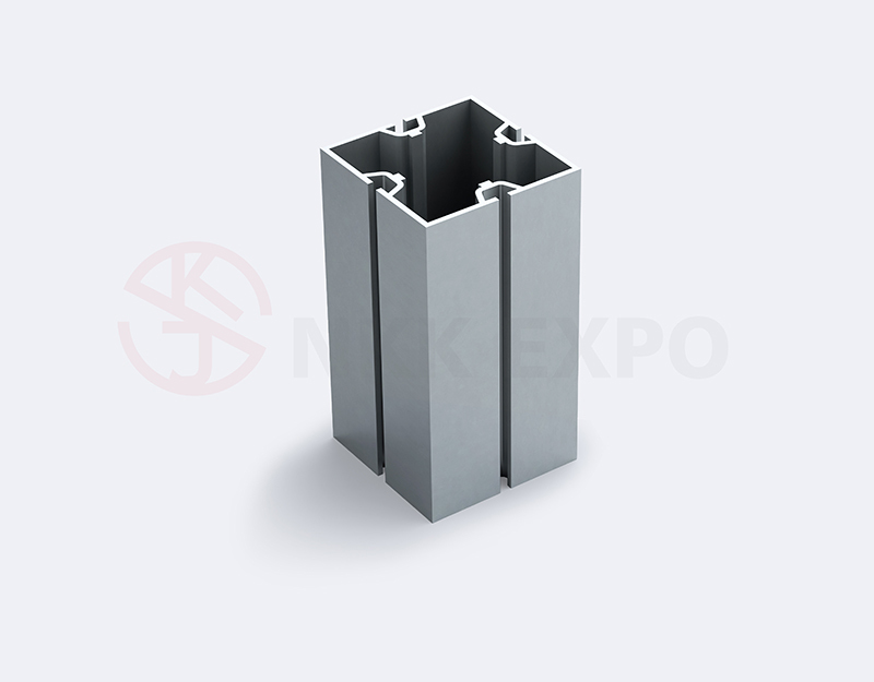 NKK aluminium profiles with good price for booth stand