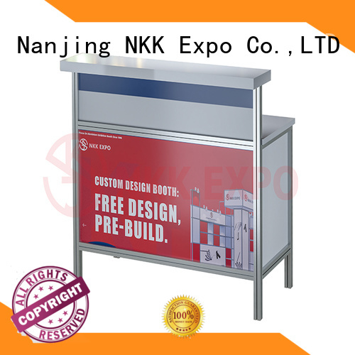 NKK exhibition furniture directly sale for trade display