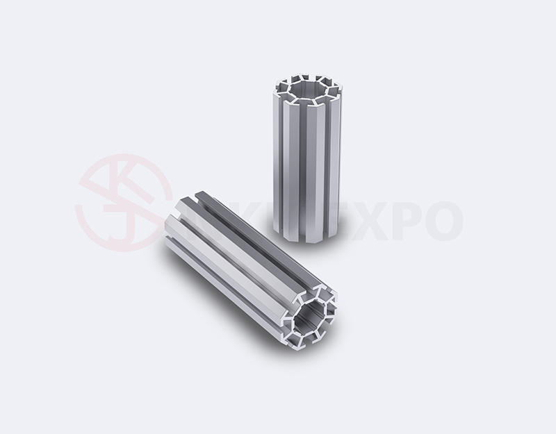 aluminum extrusion profiles for booth stand NKK-1