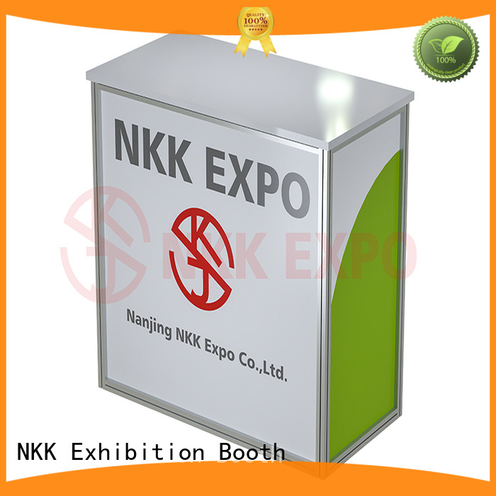 NKK high quality trade show furniture with good price for trade fair