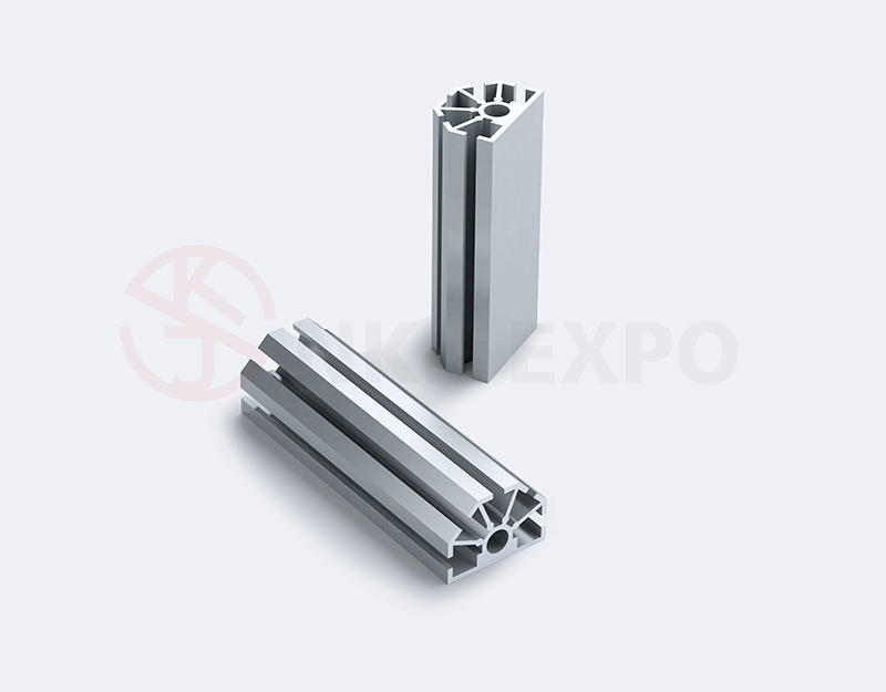 NKK aluminum extrusion profiles manufacturer for trade show booth-1