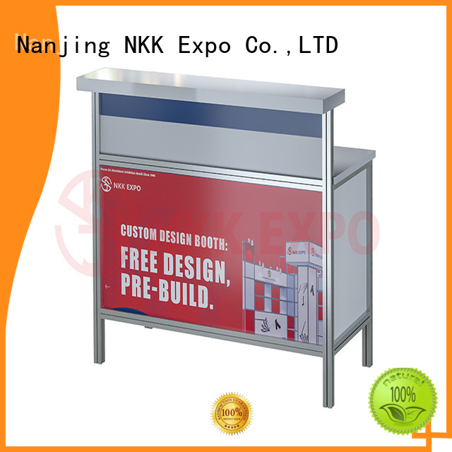 NKK durable exhibition furniture supplier for expo