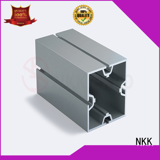 aluminium profiles wholesale for exhibition NKK