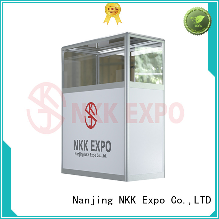 exhibition counter table for business NKK