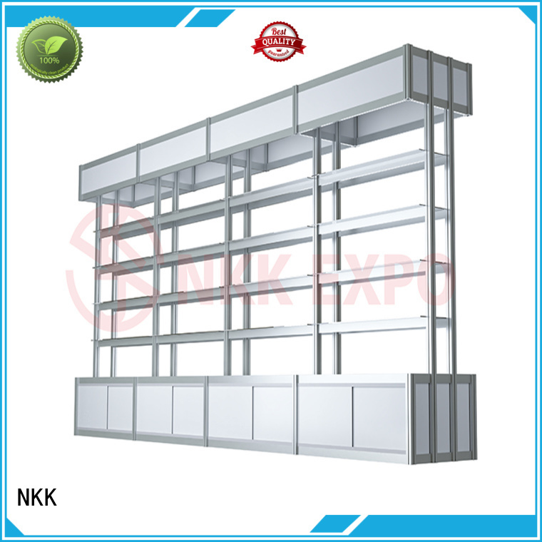 NKK modern trade show furniture manufacturer for business