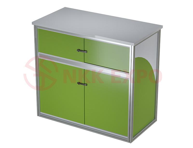 NKK aluminium trade show furniture for trade fair-2