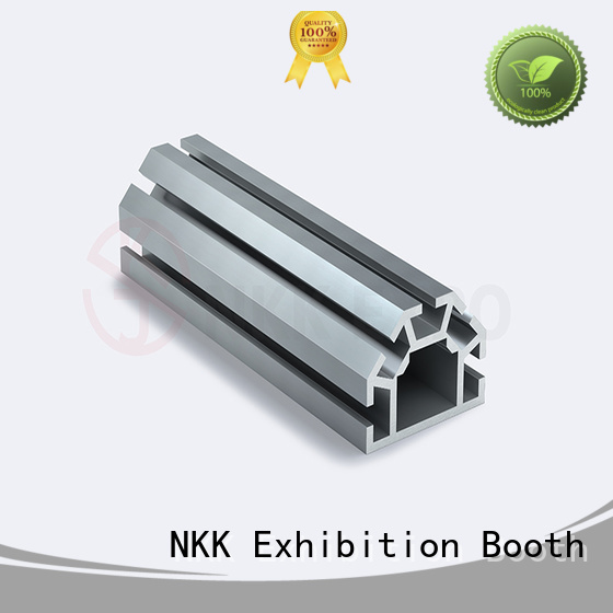 reliable aluminium profiles wholesale for trade show booth