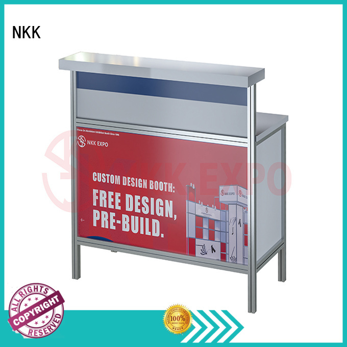 NKK high quality exhibition furniture for expo