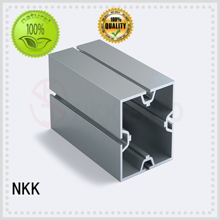 NKK reliable aluminium profiles with good price for trade show booth