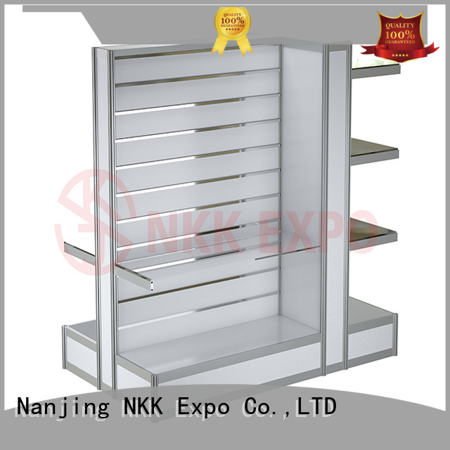 NKK glass trade show furniture supplier for expo