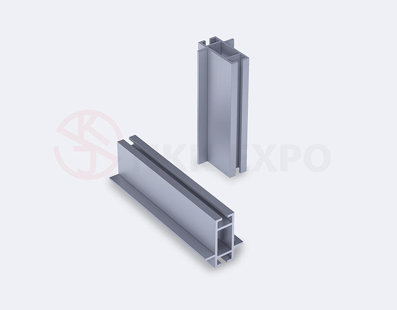 aluminum extrusion profiles directly sale for booth stand NKK-2