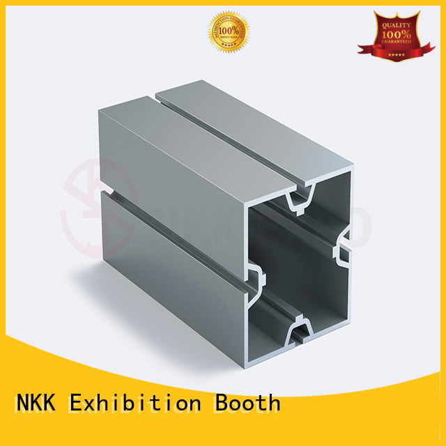 NKK aluminium profiles directly sale for booth stand