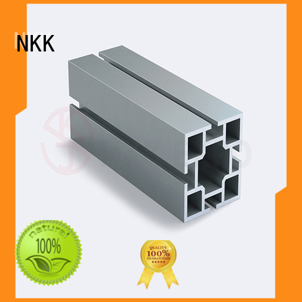 NKK upright aluminum extrusion profiles manufacturer for trade show booth