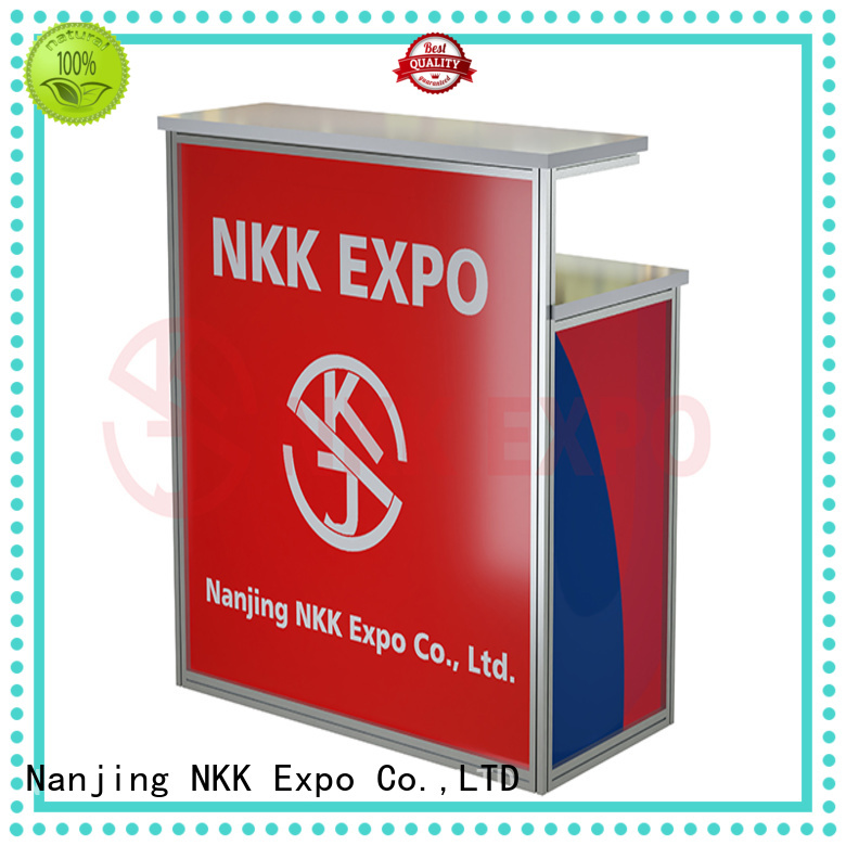 NKK modern trade show furniture supplier for business