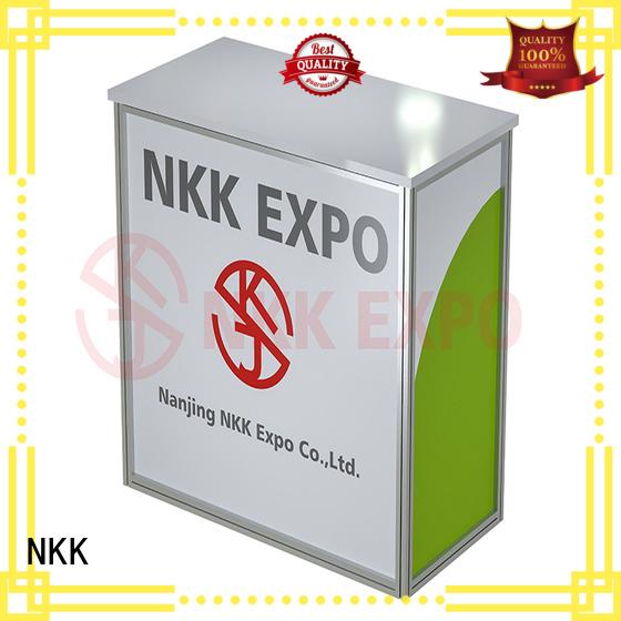 NKK aluminium trade show furniture for trade fair