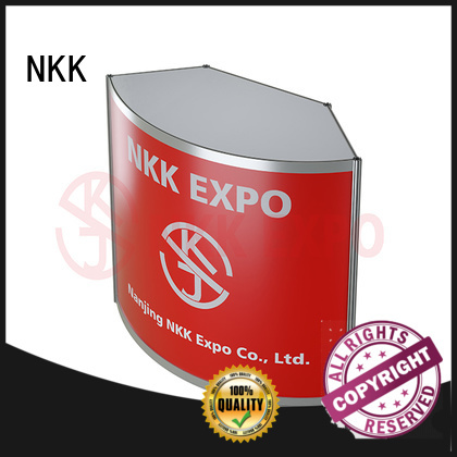 NKK durable exhibition furniture directly sale for business