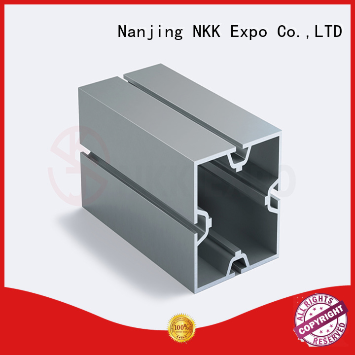 NKK aluminium profiles supplier for booth stand