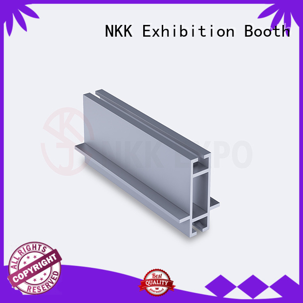 aluminum extrusion profiles directly sale for booth stand NKK